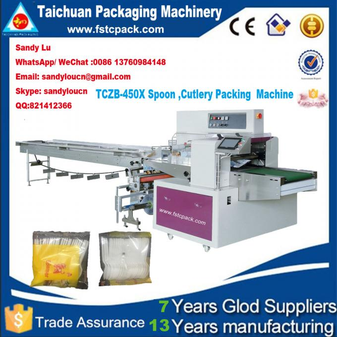 Automatic noodles / spaghetti packaging machine , noodles / spaghetti  wrapping machine
