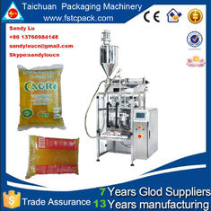 Good Quality Packing Machine Catalogue & Automatic cooking oil  packaging machine , 1kg cooking oil packing machine on sale