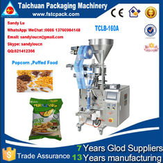 Good Quality Packing Machine Catalogue & Puffed Food& popcorn Vertical Packaging Machine,popcorn packing machine on sale