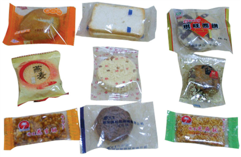 Cookies packaging machine,cookie wrapping machinery,cookie flow packing machine
